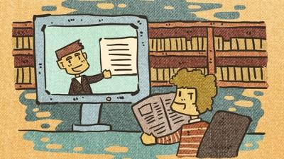 一图看懂高新技术企业复审流程