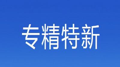"""东莞市""""专精特新""""中小企业申报条件"""